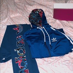 adidas Pants - Adidas jogging suit